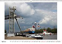 Zwischen Hochdonn & Brunsbüttel: Pötte gucken am Kanal (Wandkalender 2019 DIN A3 quer) - Produktdetailbild 4