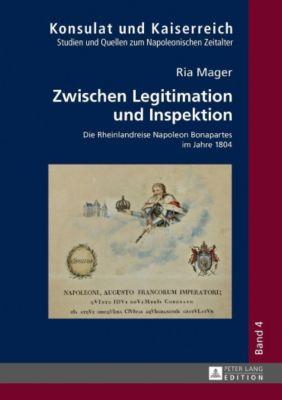 Zwischen Legitimation und Inspektion, Ria Mager