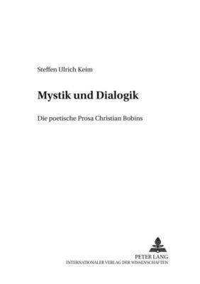 Zwischen Mystik und Dialogik, Steffen Ulrich Keim