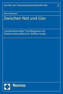 Zwischen Not und Gier, Jens Lehmann
