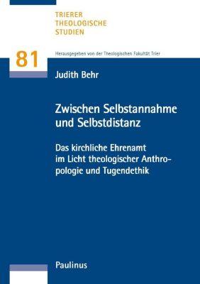 Zwischen Selbstannahme und Selbstdistanz - Judith Behr |