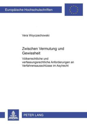 Zwischen Vermutung und Gewissheit, Vera Woyczechowski