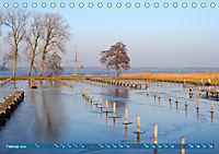 Zwischenahner Meer Momentaufnahmen (Tischkalender 2019 DIN A5 quer) - Produktdetailbild 2