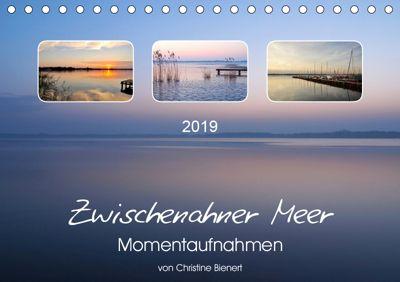 Zwischenahner Meer Momentaufnahmen (Tischkalender 2019 DIN A5 quer), Christine Bienert
