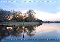 Zwischenahner Meer Momentaufnahmen (Tischkalender 2019 DIN A5 quer) - Produktdetailbild 4
