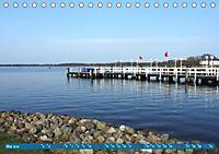 Zwischenahner Meer Momentaufnahmen (Tischkalender 2019 DIN A5 quer) - Produktdetailbild 5