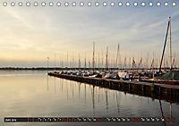 Zwischenahner Meer Momentaufnahmen (Tischkalender 2019 DIN A5 quer) - Produktdetailbild 6