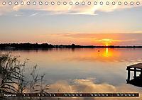 Zwischenahner Meer Momentaufnahmen (Tischkalender 2019 DIN A5 quer) - Produktdetailbild 8