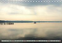 Zwischenahner Meer Momentaufnahmen (Tischkalender 2019 DIN A5 quer) - Produktdetailbild 11