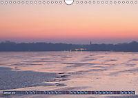 Zwischenahner Meer Momentaufnahmen (Wandkalender 2019 DIN A4 quer) - Produktdetailbild 1