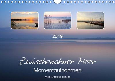 Zwischenahner Meer Momentaufnahmen (Wandkalender 2019 DIN A4 quer), Christine Bienert