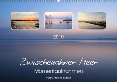 Zwischenahner Meer Momentaufnahmen (Wandkalender 2019 DIN A2 quer), Christine Bienert