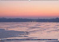 Zwischenahner Meer Momentaufnahmen (Wandkalender 2019 DIN A2 quer) - Produktdetailbild 1