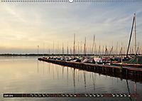 Zwischenahner Meer Momentaufnahmen (Wandkalender 2019 DIN A2 quer) - Produktdetailbild 6