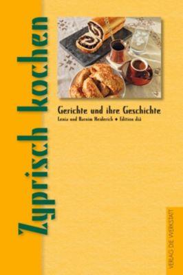 Zyprisch kochen, Lenia Heiderich, Barnim Heiderich