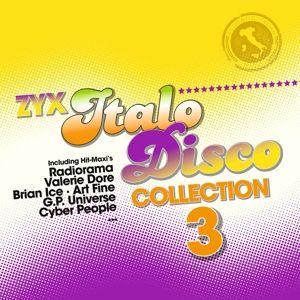Zyx Italo Disco Collection 3 (Vinyl), Diverse Interpreten