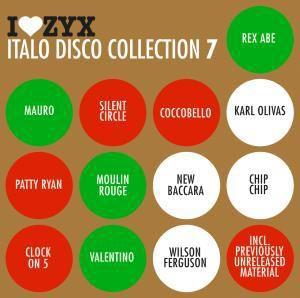 Zyx Italo Disco Collection 7, Diverse Interpreten