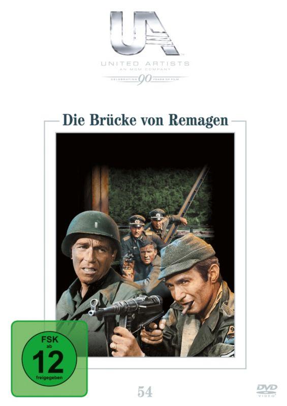 Bildergebnis für die brücke von remagen dvd